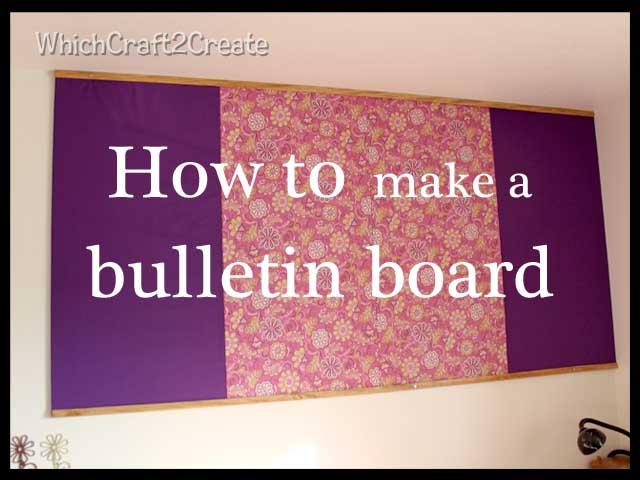 Bulletin Boards Whichcraft 2 Create