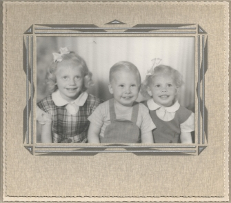 My Mother- in-law and 2 of her siblings